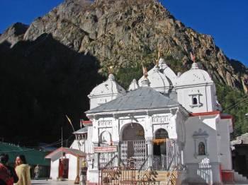 Chardham Yatra with Gaumukh Trek Tour