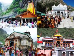 Char Dham Yatra 5 Days Tour Package
