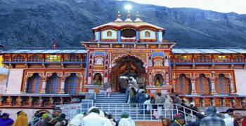 Do Dham Yatra from Hyderabad Tour Packakge
