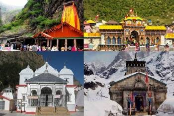Char Dham Yatra with Valley of Flowers Tour Package