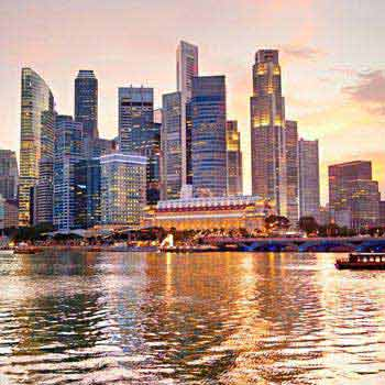 8N/9D Singapore, Malaysia Holiday Cruise Tour Package