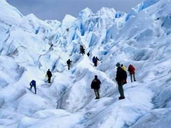 Trekking & Glacier Tour in Argentina