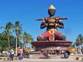 Romantic Escape to Cambodia and Laos Pack