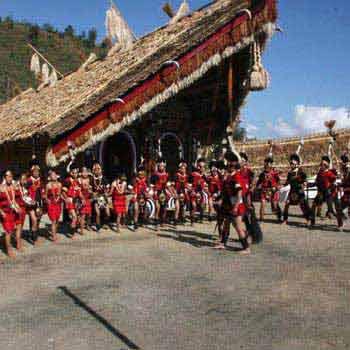 Nagaland Tour with Hornbill Festival