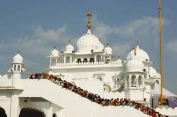 Amritsar India Farmhouse Tour