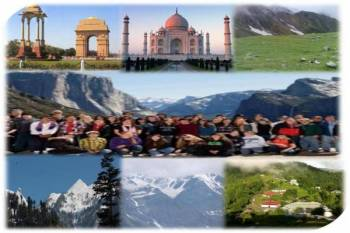Shimla Manali Delhi Agra Tour