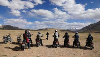 Manali-leh-srinagar Bike Tour