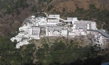 Vaishno Devi De Yatra Tour