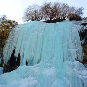 The Chadar Frozen River Trek Tour