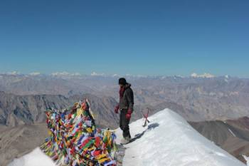 Stok Kangri Summit with Stok La Pass Tour