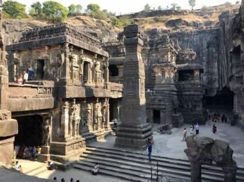 Ajanta Ellora Caves & Mumbai Tour