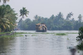 Kerala Houseboat 4 Day Packages