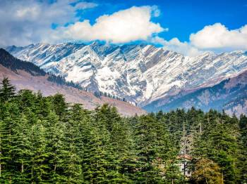 Kullu Manali Shimla Honeymoon Tour Packages from Gurgaon
