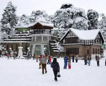 Kullu Manali Shimla Honeymoon Tour Packages from Dhanbad