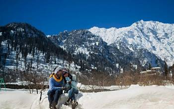 Kullu Manali Shimla Honeymoon Tour Packages from Deoghar