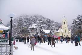 Kullu Manali Shimla Honeymoon Tour Packages from Mohali