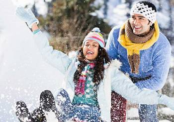 Kullu Manali Shimla Honeymoon Tour Packages from Barnala