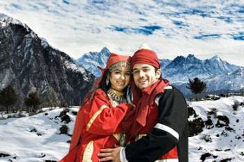 Kullu Manali Shimla Honeymoon Tour Packages from Sambalpur