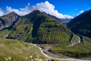 Kullu Manali Shimla Honeymoon Tour Packages from Bhadrak