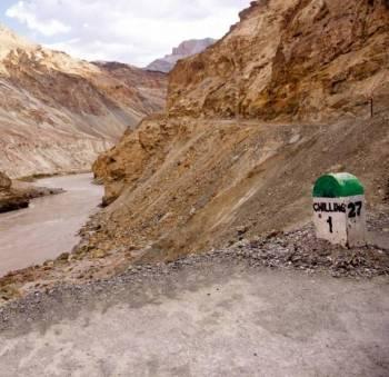 Ladakh Odyssey 5 Days Tour