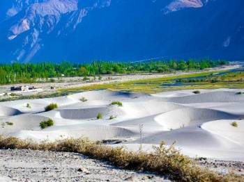 Leh with Nubra Valley Tour