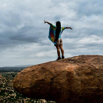 Hampi Trek and Bouldering Tour