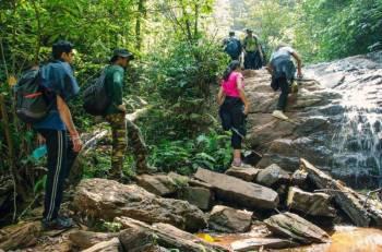Kodachadri Trek & Nagara Fort Tour