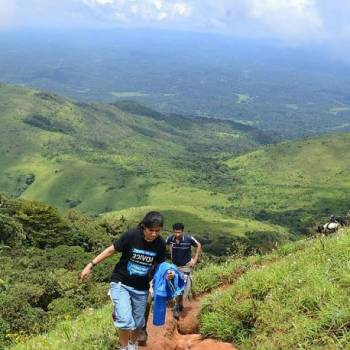 Tadiandamol Trek & Night Camping – Coorg Tour