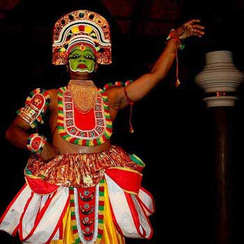 Arts of Kerala Tour