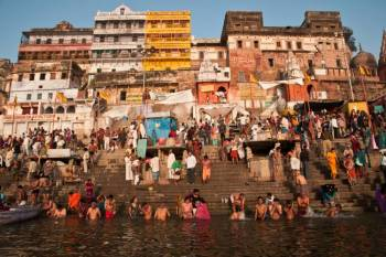 Travel with Ganges Tour