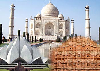Golden Triangle Tour 8 Days