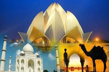 Golden Triangle and Goa Tour