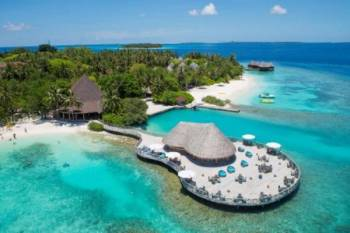 Bandos Island Resort Maldives Tour
