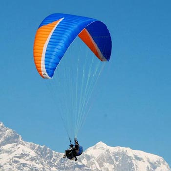 McLeodGanj Weekend Getaway-Trekking and Paragliding Tour