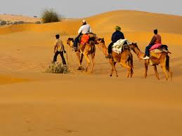 Desert Safari in Bikaner Tour Package