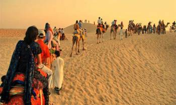 Jaipur - Agra Tour with Pushkar and Ajmer Ex.delhi