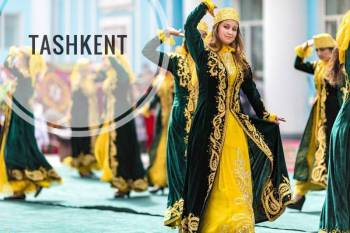 Tashkent Tour Package 4 Nights 5 Days