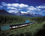 Westbound Canadian Rocky Rail Tour Package