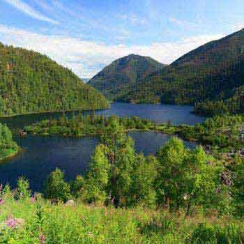 Dana - Sor Lake Tour Package