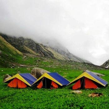 Camping At Malana Package