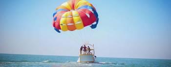 Sparky Goa Tour Package