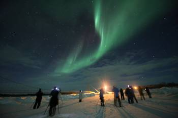 Tromso Northern Lights Tour Package