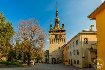 Sighisoara Medieval City Tour Package
