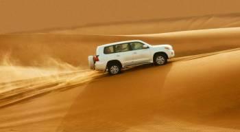 Best Desert Safari Tour Package
