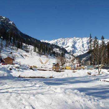 Chandigarh - Saraahan - Shimla Tour Package