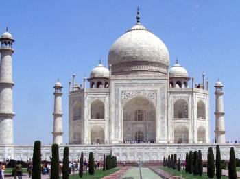 Chandigarh – Delhi – Jaipur -  Agra Tour