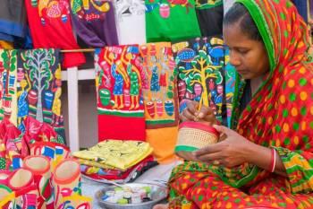 Ethnic Textile Tour of India Tour