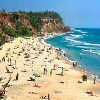 Calangute Beach North Goa (Near Beach) Tour