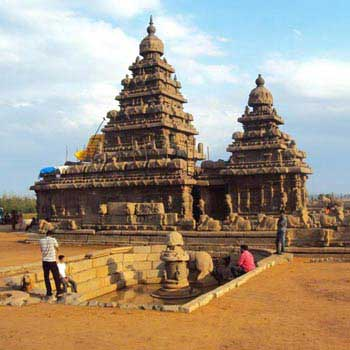 Ancient South India Temple Tours with Hill Station, Beaches and Backwaters