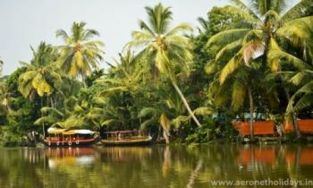 Cochin - Alleppey - Thekkady - Munnar - Chennai Tour